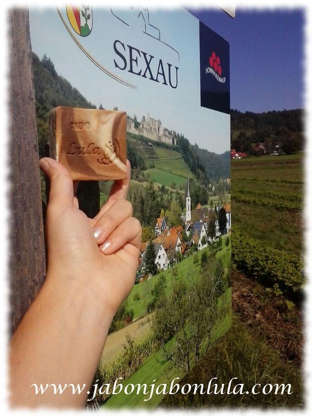 Jabón Lula en Sexau, Suiza
