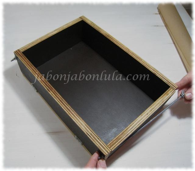 molde para hacer jabon madera, molde madera para hacer jabon casero