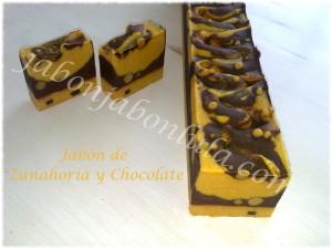 jabon de zanahoria, jabon de chocolate, como hacer jabon casero, jabones naturales, cosmetica natural, tienda ecologica online